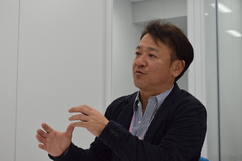 株式会社サマンサタバサジャパンリミテッド 上席執行役員 中岡俊也
