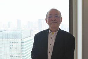 元アクセンチュア 代表取締役 海野惠一氏