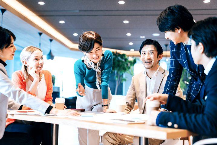日本人ビジネスパーソンの必須科目のイメージ画像